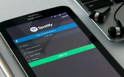 Er Spotify på vej til at blive brugernes førende podcast app?