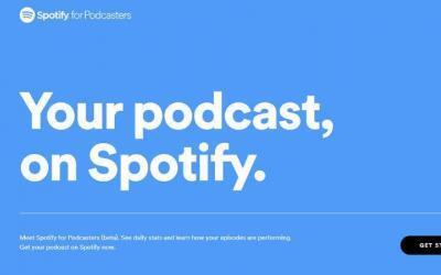 Sådan udkommer du på Spotifys podcast-portal