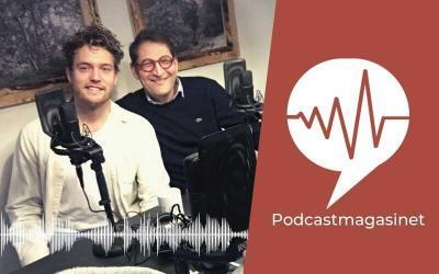 Uge 4: Ny rapport: Podcastlytning i DK stiger // Rikke Collin anbefaler