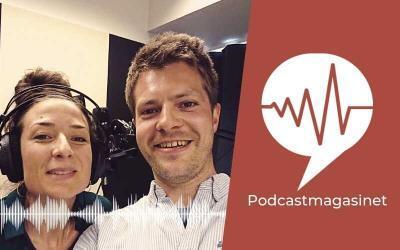 Uge 17: DR sidestiller podcast med radio // Iben Maria Zeuthen anbefaler