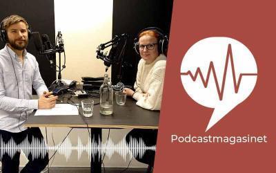 Uge 21: Det skal du høre på Podcast Festival // Anmeldelse af Podcastbogen