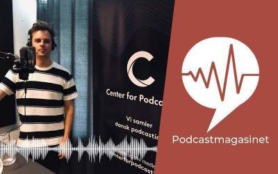 Uge 36: Takeaways fra Podcast Movement // Søren Brunsgaard fra CfP anbefaler