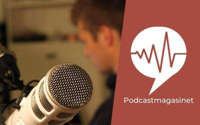 Uge 12: Podcastnyt i en krisetid // Sådan optager du podcast på hjemmekontoret