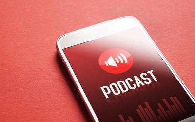 Her skal du udgive din podcast
