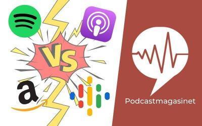 Uge 40: Techgiganterne kæmper om podcastmarkedet