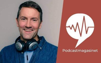 Uge 3: Et kig i krystalkuglen med podcastekspert Steve Pratt