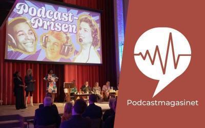 Uge 49: Reportage fra Podcastprisen