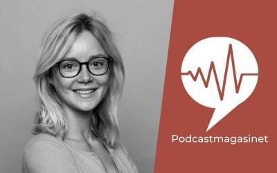 Uge 14: Forsker kortlægger dansk podcasting